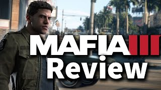 Mafia 3 Review (Video Game Video Review)