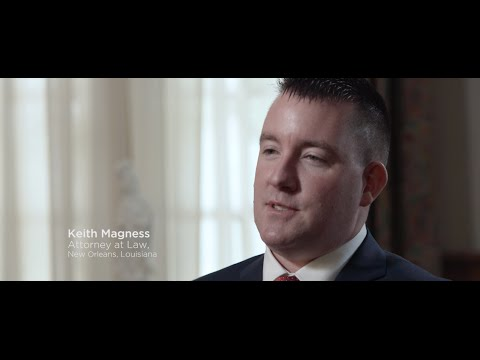 Law Office of Keith L. Magness | Keith's Story | Legal Video Marketing | Legal Marketing