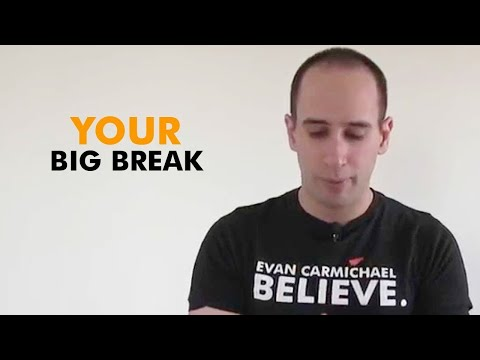 Business Plan - How long is it take to get your BIG break