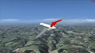 Flying the Just Flight VC10 in FSX Part 3