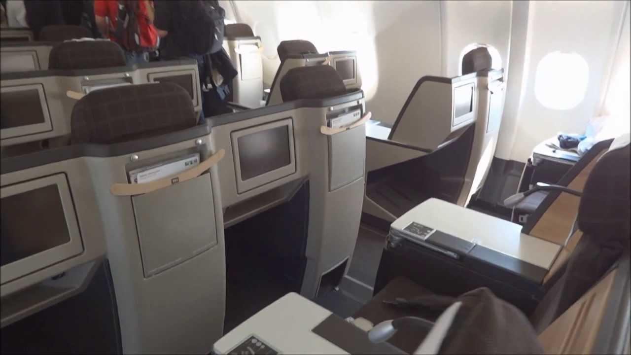 Swiss A330 300 Zrh Ord Trip Report Economy Class Youtube