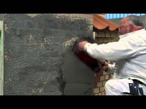 Pudsning med pudsemørtel