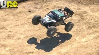 Vaterra Twin Hammers On An Off-road Track! Raw, No Music
