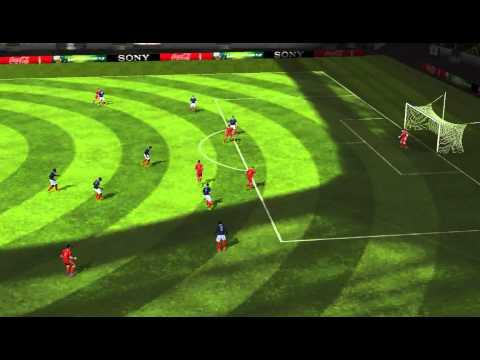 FIFA 14 Windows 8 - Espanha VS França