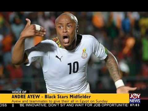 2018 World Cup Qualifier - AM Sports on Joy News (11-11-16)