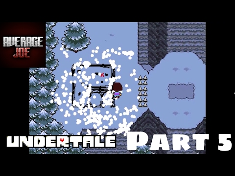 Undertale Walkthrough Gameplay Part 5 | I'm a Grownup,  F*ck Your Puzzles! |