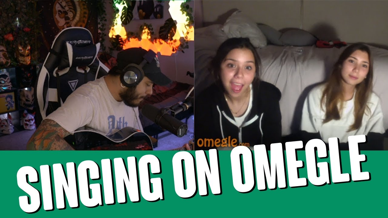 New Guitar! - Singing on Omegle!