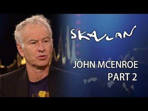 John McEnroe | Interview | Part 2 |