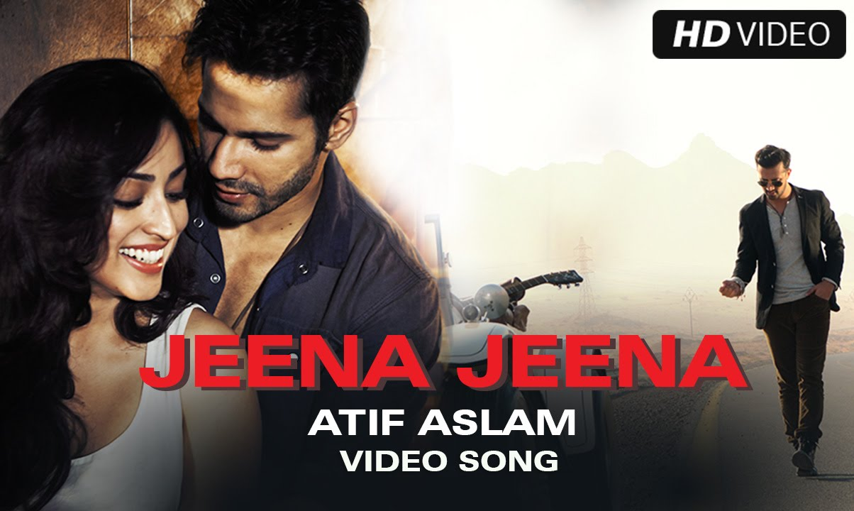 Jeena Jeena Atif Aslam Full HD Song Badlapur