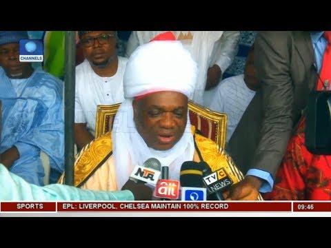 "Daura Emirate Turbans Orji Kalu, ""Danbaiwan-Hausa"" | Metrofile |"