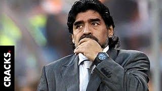 Los mexicanos echaron a Maradona