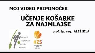 Učenje košarke - Aleš Sila