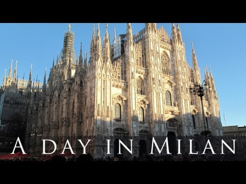 Visit Milan in a day