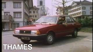 Talbot Solara | Simca 1307 | French Cars | Car Review | Wheels | 1980