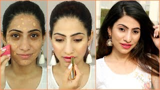 No Foundation, No Concealer Easy Summer Makeup Look | Anaysa