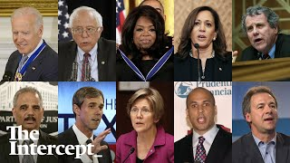 Who Are the Top 10 Democratic Presidential Contenders for 2020?
