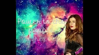 Molly - Children Of The Universe (UK) -- Eurovision 2014 - lyrics