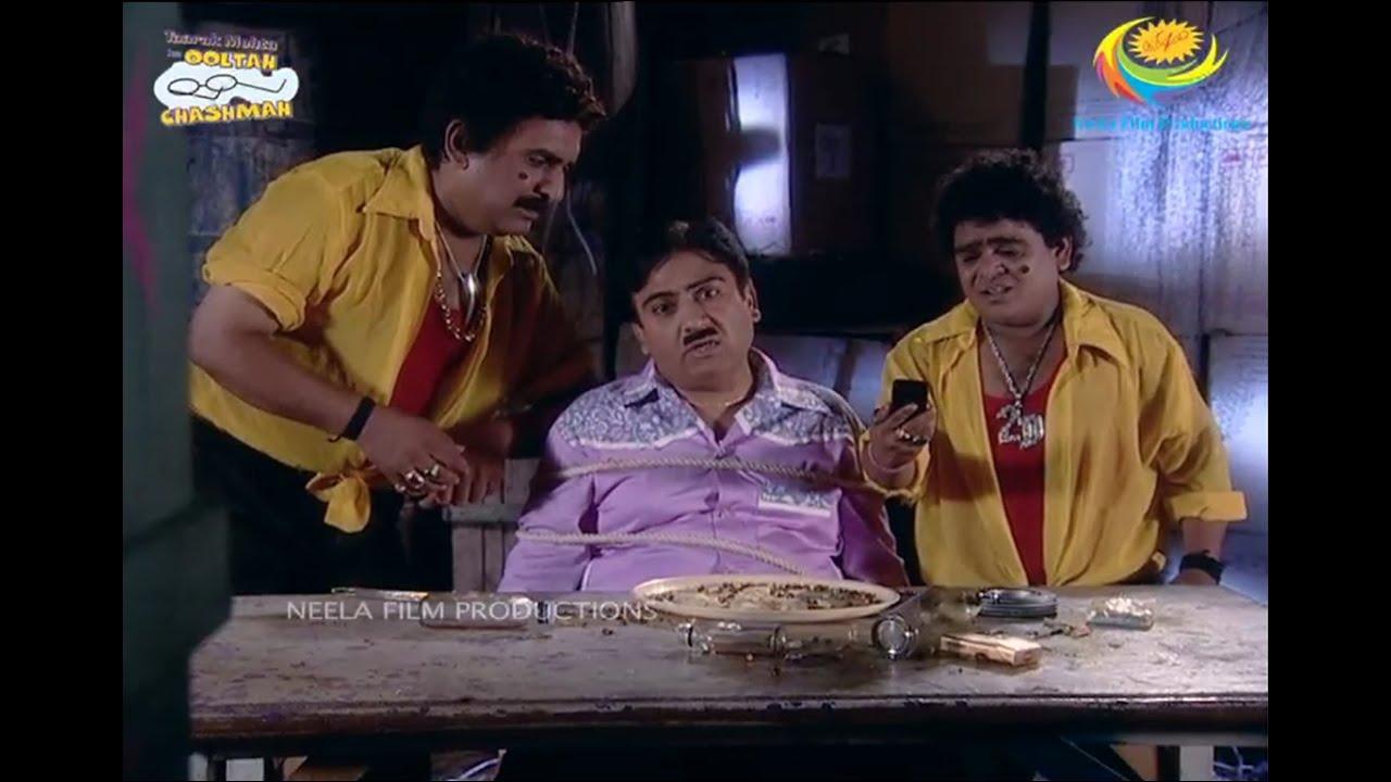 Jethalal Kidnap! | Taarak Mehta Ka Ooltah Chashmah | TMKOC Comedy | तारक मेहता का उल्टा चश्मा