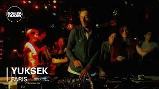Yuksek Boiler Room Paris DJ Set