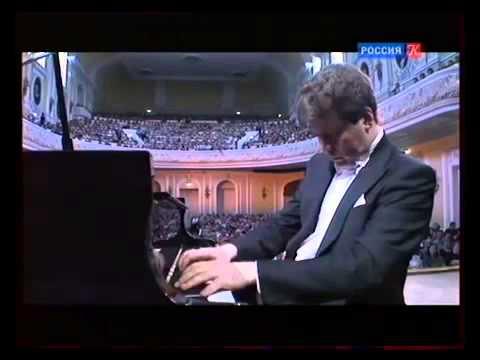 """Денис Мацуев. Звучит Соната №23 """"Аппассионата"""" (Л. ван Бетховен)."""