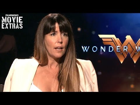 Wonder Woman (2017) Patty Jenkins talks...