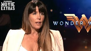 Wonder Woman (2017) Patty Jenkins Talks About Her Experience Making The Movie