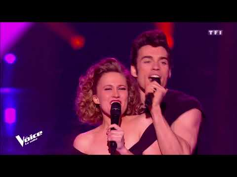 GREASE, le musical :  The voice
