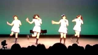 AKB48 ポニーテールとシュシュを踊ってみた ver.2