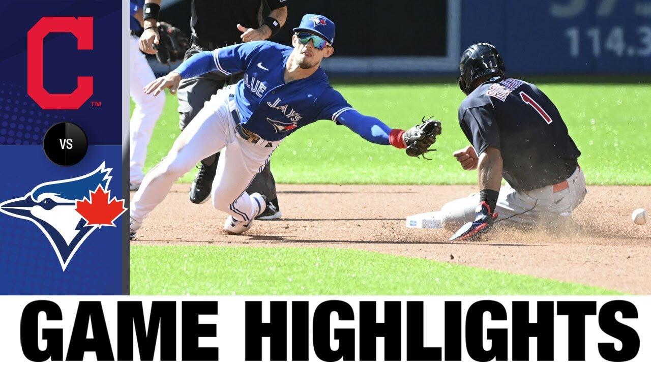 Download Indians vs. Blue Jays Game Highlights (8/2/21)   MLB Highlights
