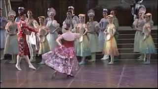 Le Lac des Cygnes - Danse espagnole (Acte III)
