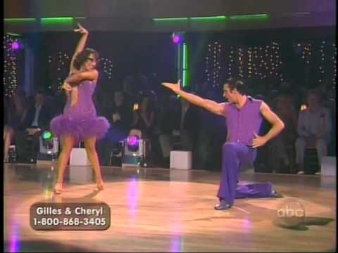 Gilles and Cheryl Shake It!