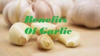 Top 10 Benefits of  Garlics