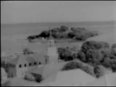 Virgin Islands 1934 - St. John's Old Danish Sugar Bowl