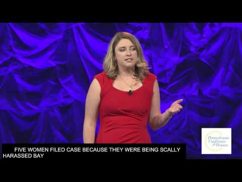 Annie Clark Speaks at the Pennsylvania Conference for Women 2016