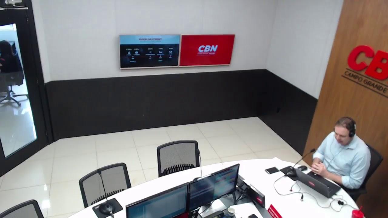 CBN Campo Grande (16/10/2020) – com Ginez Cesar