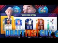 Download FIFA 18 : DRAFT FIRST GUY #1 !! 🔥🔥🔥