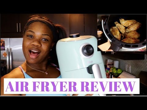 AIR FRYER REVIEW || WEIGHT LOSS JOURNEY 2018