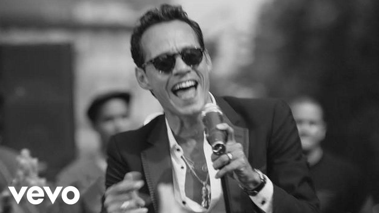 Marc Anthony - Vivir Mi Vida (English Version) - YouTube