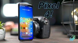 Pixel 4 Recenzja - Najlepszy smartfon z Androidem? | Robert Nawrowski