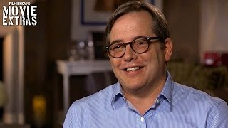 Rules Don't Apply | On-set visit with Matthew Broderick 'Levar Mathis'