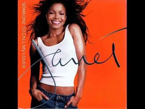 Janet Jackson - Someone To Call My Lover (90's Timbaland Mix)