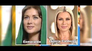 Esmeralda 2017,  Эсмеральда   До и после,,