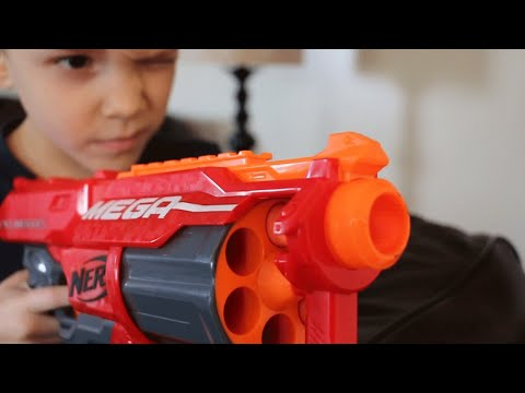 Nerf War:  Drone Invasion Behind the Scenes