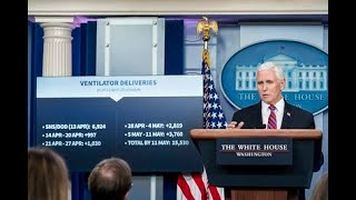 April 13, 2020 | Members of the Coronavirus Task Force Hold a Press Briefing