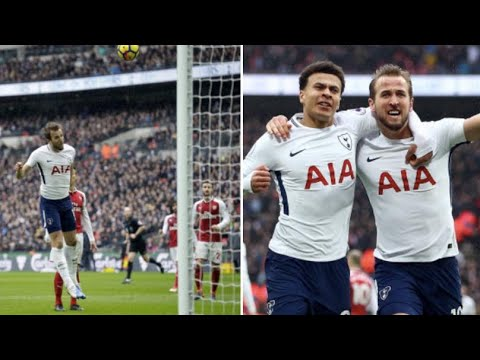 Tottenham Defeat Arsenal In North London Derby As Harry Kane Shines Again