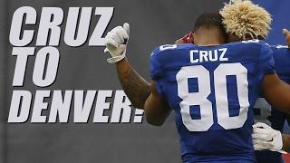 Broncos Fake News & Victor Cruz