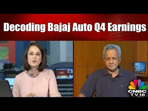 Decoding Bajaj Auto Q4 Earnings With S Ravikumar | #4QWithCNBCTV18