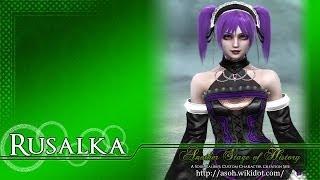Character Formula: Rusalka