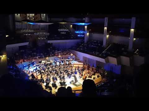 Superman Theme Film Symphony Orchestra Madrid 28/9/2018