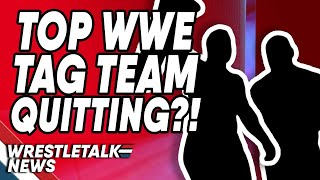 ACH QUITTING WWE UPDATE! Top Tag Team QUITTING WWE?! | WrestleTalk News Nov. 2019